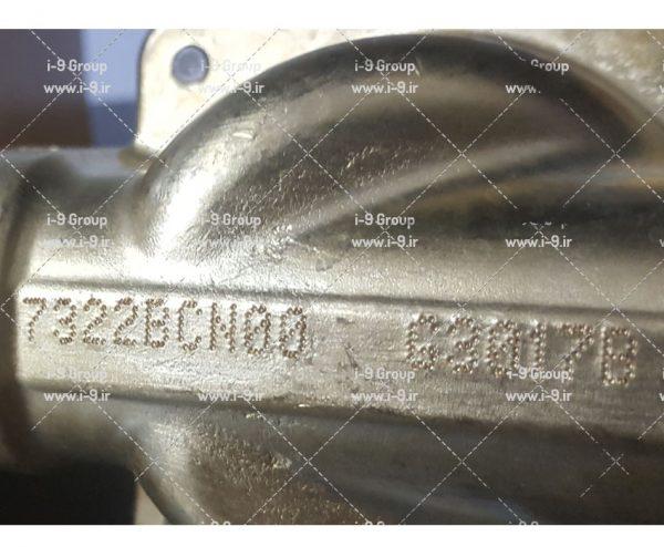 شیر برقی آب پارکر نرمال اپن 3/4 اینچ 7322BCN00