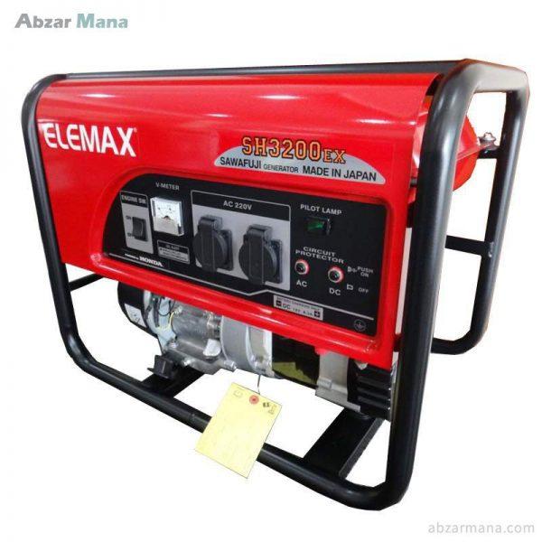موتور-برق-هوندا-المکس-مدل-sh3200ex