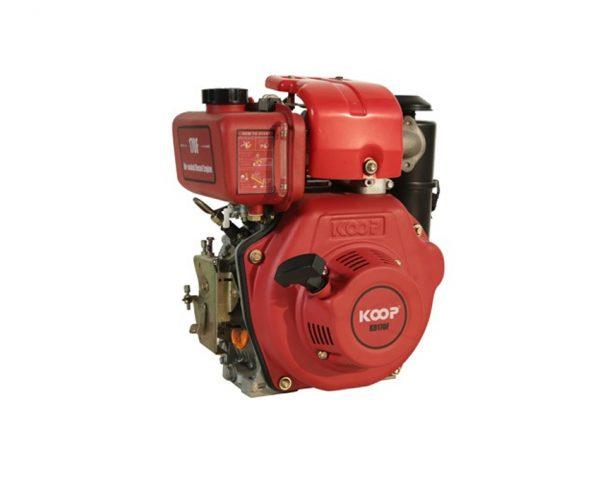 موتور دیزلی کوپ مدل KD170F/FE