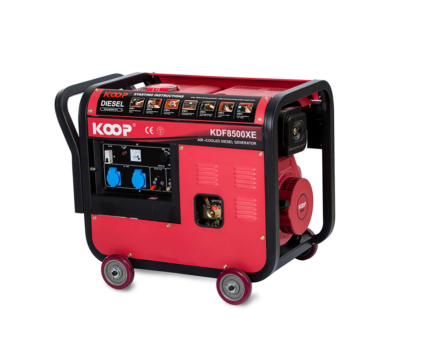 موتور برق کوپ KDF8500