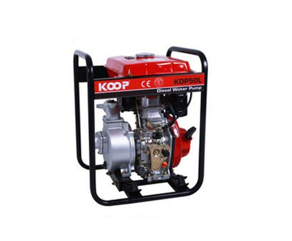 موتور پمپ دیزلی کوپ مدل KDP 50L