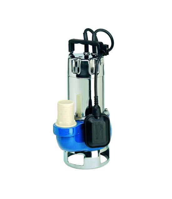 پمپ آب لجن کش تکفاز آبدان چدن اسپرونی مدل SXG 1000