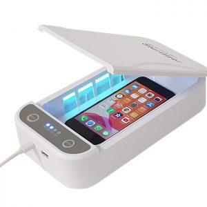دستگاه ضد عفونی کننده موبایل رپس مجهز به لامپ UVC