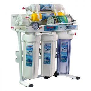 دستگاه تصفیه آب 6 مرحله ای بلو ویو
