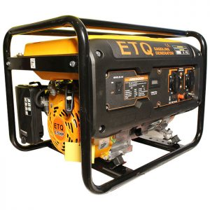 موتور برق بنزینی 2.3 کیلو وات ETQ مدل MG3000